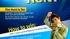 Intel Ultrabook™ Hunt Competition