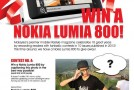 Mobile World WIN A NOKIA LUMIA 800 Contest!