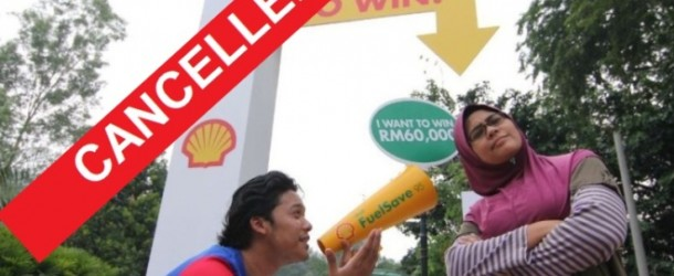 [News] Shell Malaysia told to cancel contest