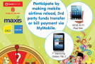 MyMobile Transact And Win Contest
