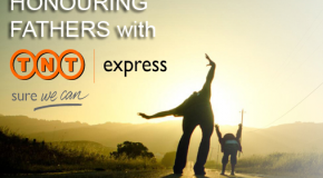 Honouring Fathers Contest With TNT Express