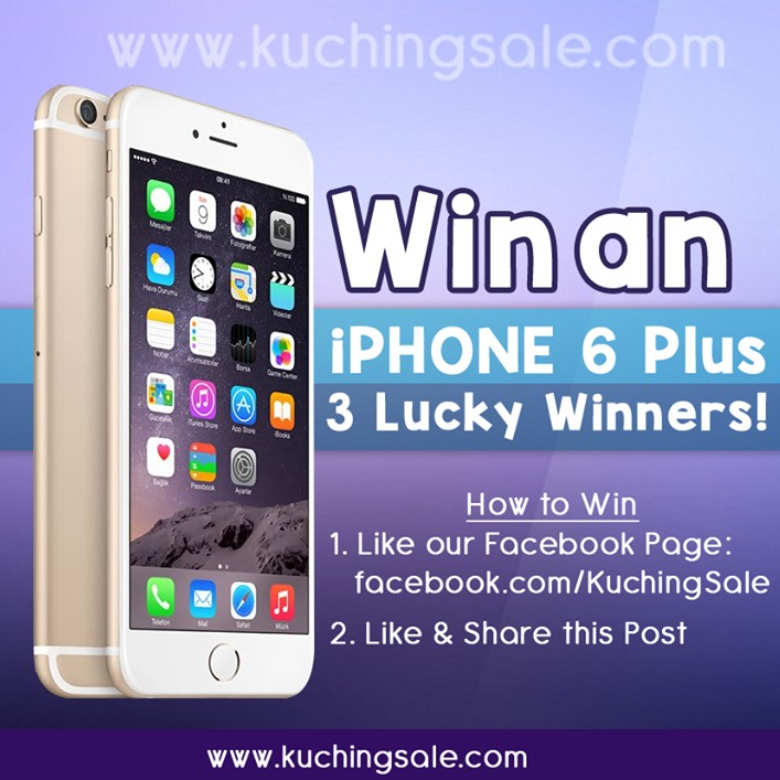 Win A Free Iphone 6 >> Win Iphone 6 Plus For Free