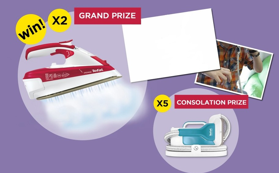 tefal contest