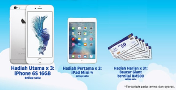 hadiah dl giant