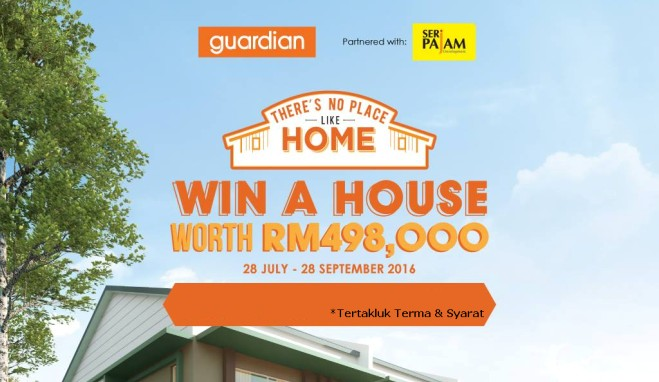 Win a house contest