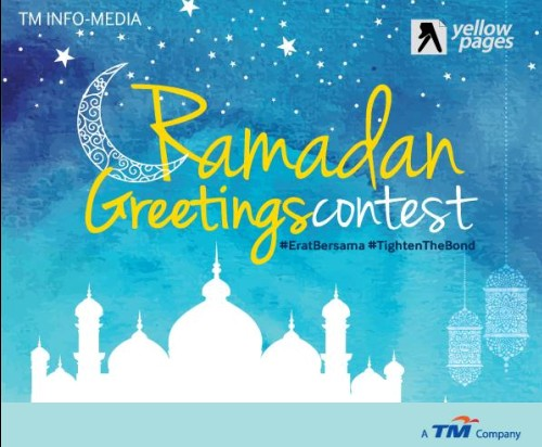 Malaysia yellow pages ramadan greetings contest emenang emailshare m4hsunfo