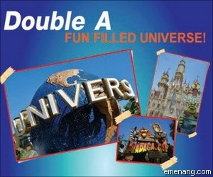 Double A Fun Filled Universe!Contest