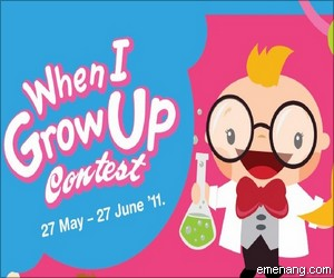 Parkson 'When I Grow Up' Contest